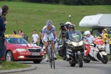<strong><p>Die Tour de France 2012 in Saignel&eacute;gier</p></strong>